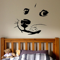 Doge Shibe the Wow Much Has Vinyl Wall Decal Home Decor