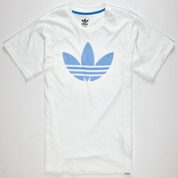 Adidas Museum Pop Fill Mens T-Shirt White  In Sizes