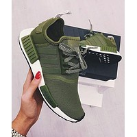 Adidas NMD Women Running Sports Shoes Sneakers