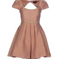 Notte By Marchesa Short Dress - Women Notte By Marchesa Short Dresses online on YOOX United States