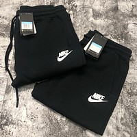 """NIKE"" Popular Women Men Casual Sport Stretch Pants Trousers Sweatpants"