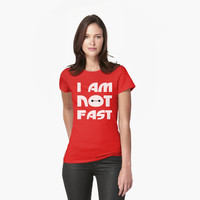 Baymax I Am Not Fast T Shirt by bitsnbobs