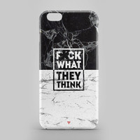 iPhone 6S Case Quote Marble iPhone Case iPhone 6 Case Black Marble Cover White Marble Print iPhone 6S Plus Case iPhone 5 Phone Cell Phone