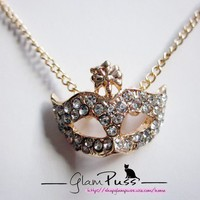 The Gold Phantom from GlamPuss