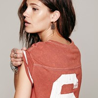Free People We The Free Little League Tee