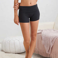 Aerie Chill Short, True Black