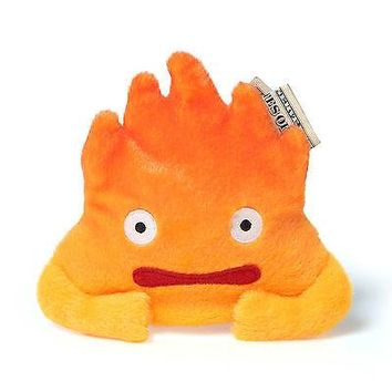 Gund Calcifer Coin Purse from Studio Ghibli's Howl's Moving Castle