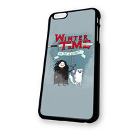 Adventure Time Game Of Throne iPhone 6 case