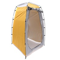 Best Deal Camping Shower Toilet Tent Outdoor Portable Change Room Shelter  Waterproof Cloth Outdoor Tent