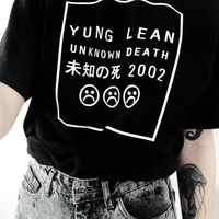 Ulzzang Style Graphic T-Shirt