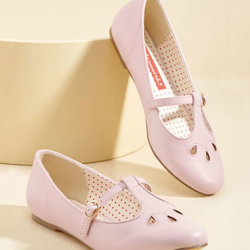 B.A.I.T. Footwear Of Gait Importance Flat in Cotton Candy