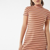 UO Manu Turtleneck Mini Dress | Urban Outfitters