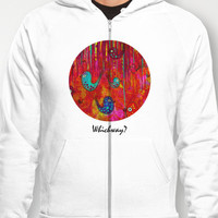 Which Way? Hoody by Sophia Buddenhagen | Society6