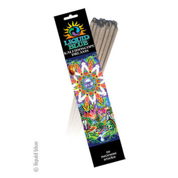 Mystical Kaleidoscope Dreams Incense Sticks on Sale for $2.95 at HippieShop.com