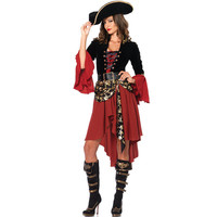 Halloween Carnival Pirate Costume