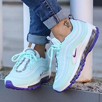 NIKE AIR MAX 97 Fashion New Hook Running Leisure Shoes