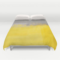 A Simple Abstract Duvet Cover by T30 Gallery