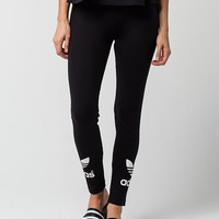 ADIDAS Trefoil Womens Leggings | Bottoms