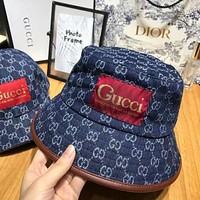GUCCI Bucket hat