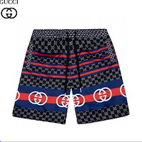 GG men's and women's double G shorts