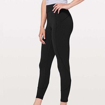 Trendsetter Lululemon Women Casual Gym Yoga Running Leggings Pants Trousers Sweatpants