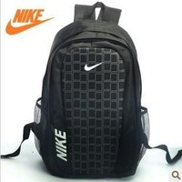 Plaid Unisex Backpack Pc Travel Bags [8070728519]
