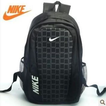 Plaid Unisex Backpack Pc Travel Bags [8081944327]