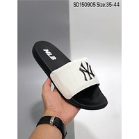 New MLB baseball League Slippers cheap Men's and women's nike Slippers Beach shoes-1686248855