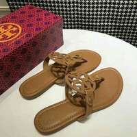 ToryBurch  Women Casual Shoes Boots  fashionable casual leather