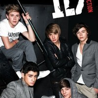 Music - Pop Posters: One Direction - Stairs - 35.7x23.8 inches