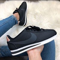 Nike Classic Cortez Prem classic retro vintage casual sports running shoes-13