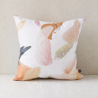 Georgiana Paraschiv For DENY Abstract M3 Pillow | Urban Outfitters