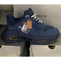 Balenciaga Stylish and versatile Daddy shoes, light, breathable, sports casual shoes, lady-14