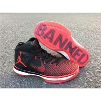 Air Jordan 31 black red orange Basketball Shoes 40-47