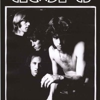 The Doors Band Poster 22x34
