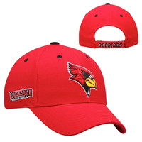 Illinois State Redbirds Top of the World Triple Threat Hat – Red
