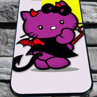 Pink Hello Kitty for iPhone 4/4s/5/5S/5C/6, Samsung S3/S4/S5 Unique Case *95*