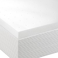 Queen size 2-inch Thick Memory Foam Mattress Topper