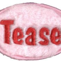 Iron-on Patches - Tease Sassy Iron-on Patch