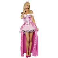 Roma Costume Womens Deluxe Beauty Halloween Party Princess Costume