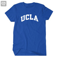 University of California,Los Angeles short sleeve t shirt jersey baseball  baseball UCLA college top