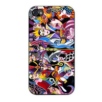disney villains the wicked way case for iphone 4 4s