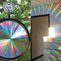 Suncatcher - Rainbow Axicon Window Sun Catcher