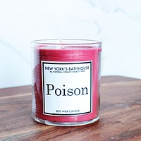 Poison Dupe Soy Wax Candle