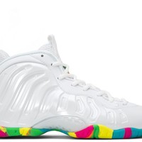 spbest Nike Lil Posite One White Fruity Pebbles GS 2015