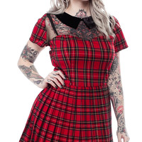 SPIN DOCTOR LILITH MINI DRESS
