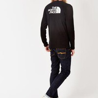 The North Face Black Label Long Sleeve Easy T-Shirt Black