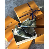 shosouvenir''Louis Vuitton''LV woman Fashion casual shoes