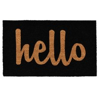 Markita Hello Door Mat