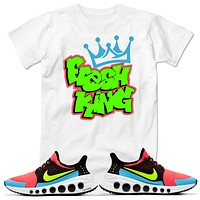 Fresh King Nike CruzrOne Sneaker Match T-Shirt